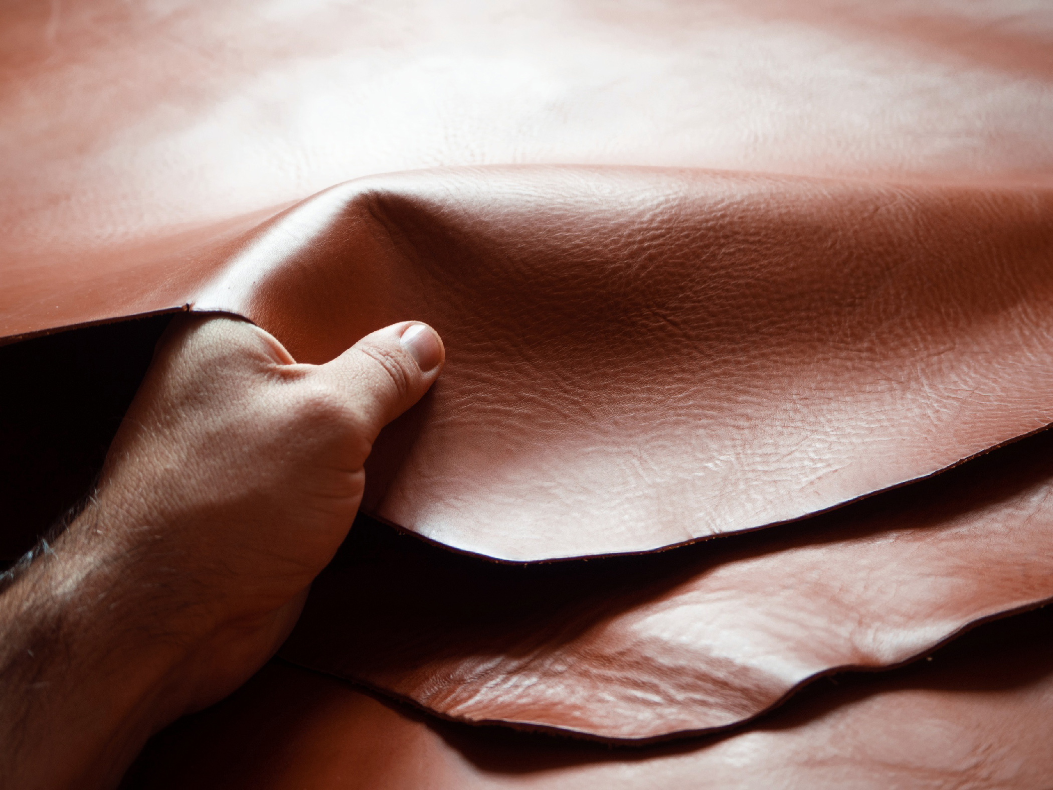 Responsible technologies produce high-end automotive leathers.