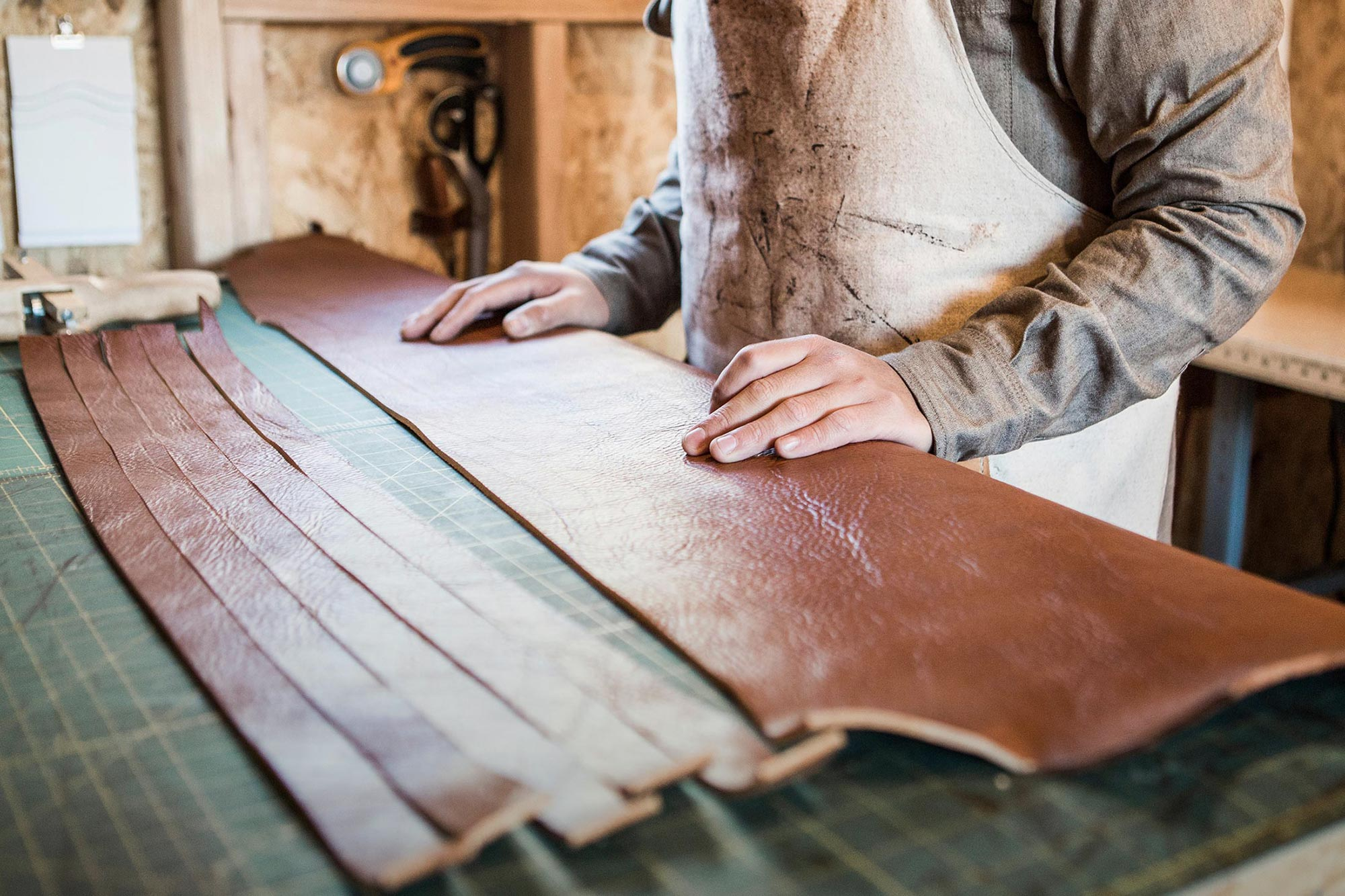 Leather is under environmental scrutiny, and that's a good thing