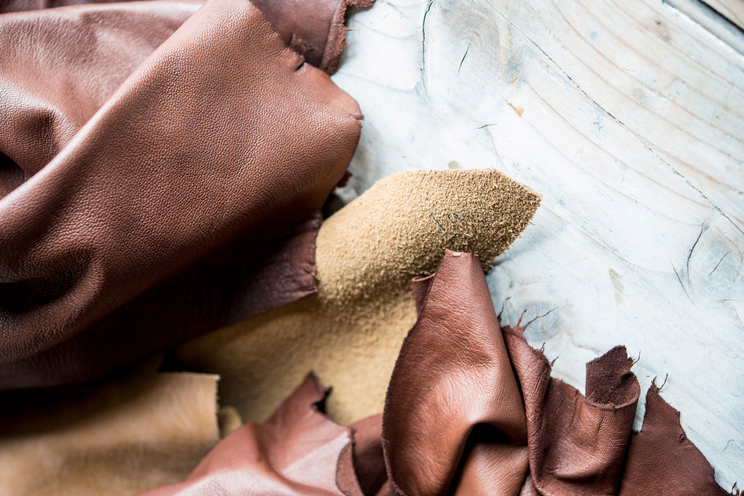 Leather quality is all about the grain, but what's the difference between full grain and genuine leather?