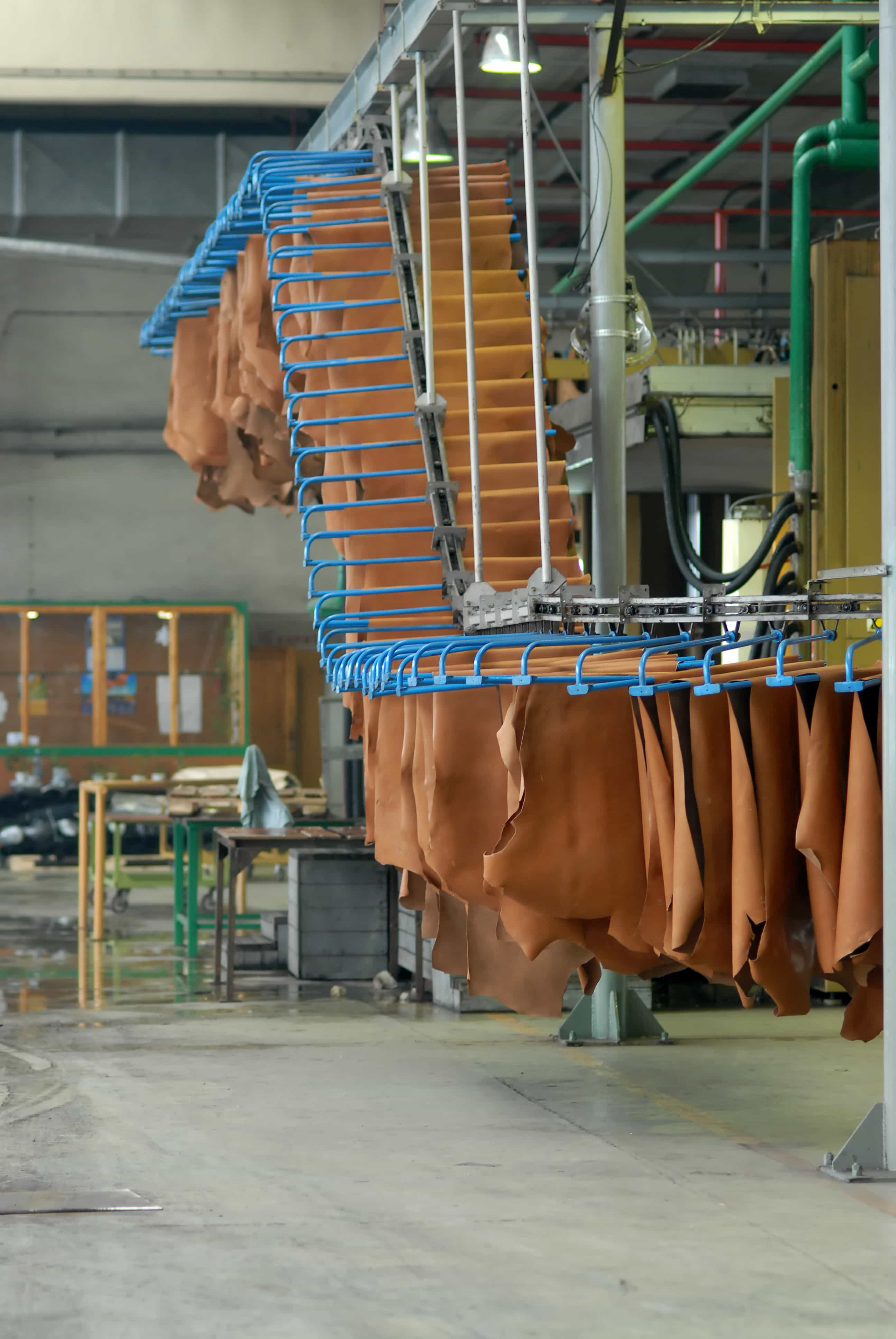 Discover how a real Automotive tannery works